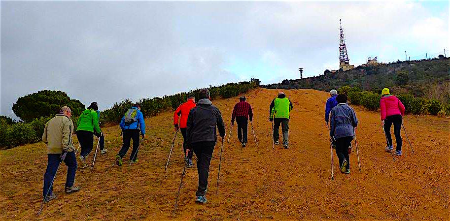 Marcha Nórdica (Nordic Walking)